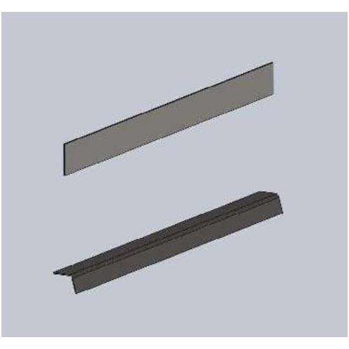 Cracker Chassis Wear Plate CL-91/93