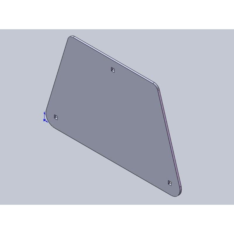 Inspection Cover Wear Plate