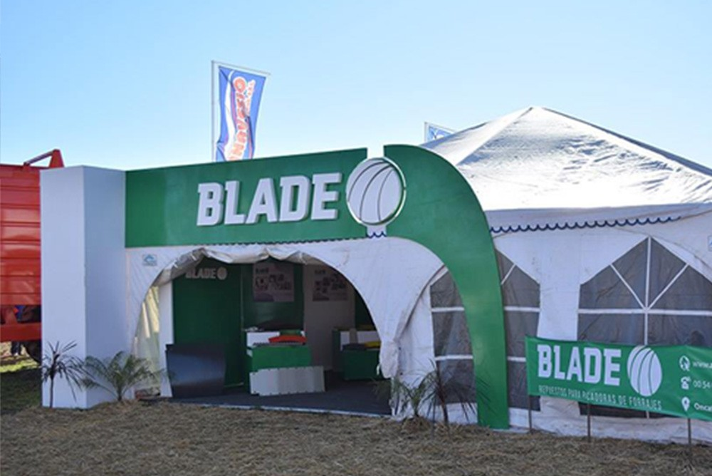 Agroactiva 2016: Important presence of public BLADE